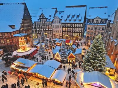 Christmas Market Hildesheim