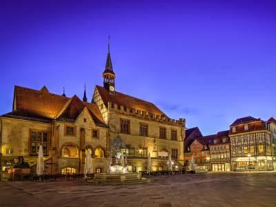 Göttingen / Altes Rathaus