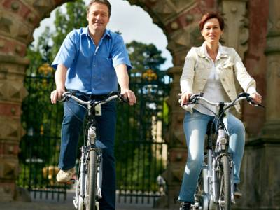 Fahrradfahren Kulturroute Schaumburger-Land