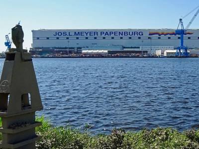 dockyard at Papenburg