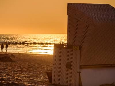 Wangerooge beach