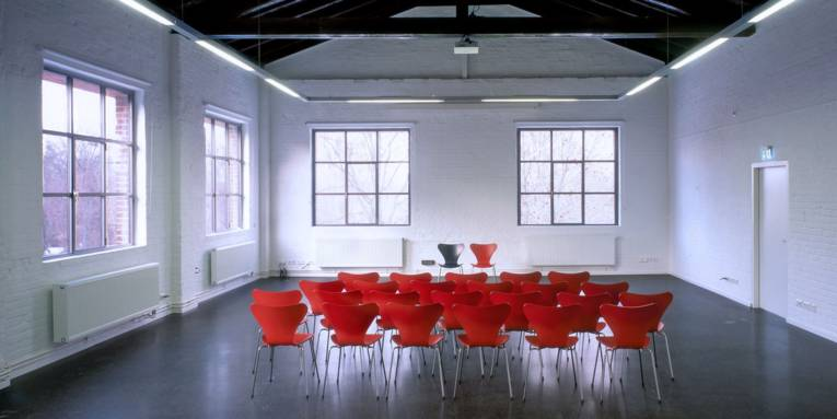 Seated event room