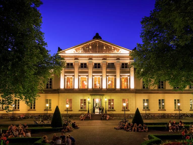 Aula der Universität Göttingen