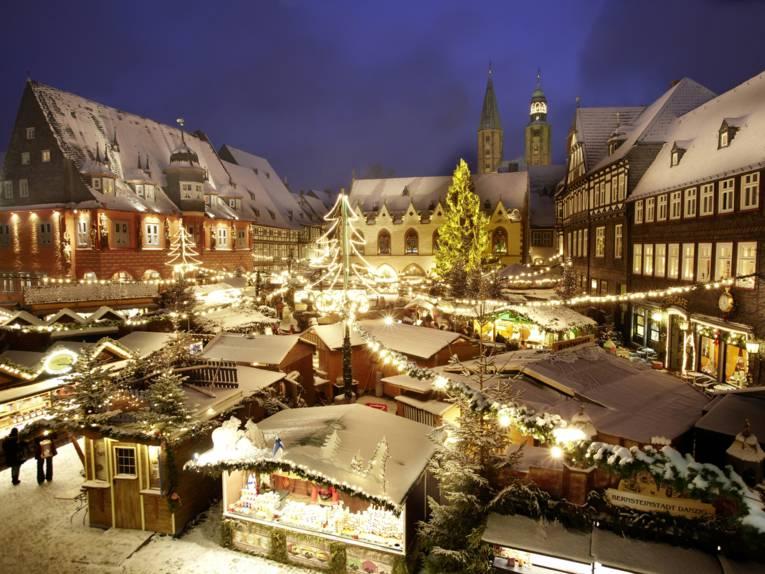 Goslar Weihnachtsmarkt