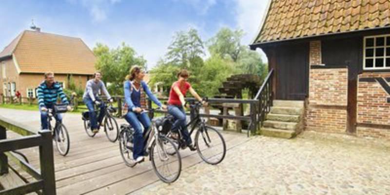 Fahrradfahren in der grafschaft bentheim