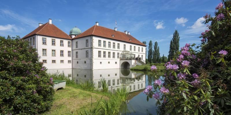 Schloss Hünnefeld in Bad Essen