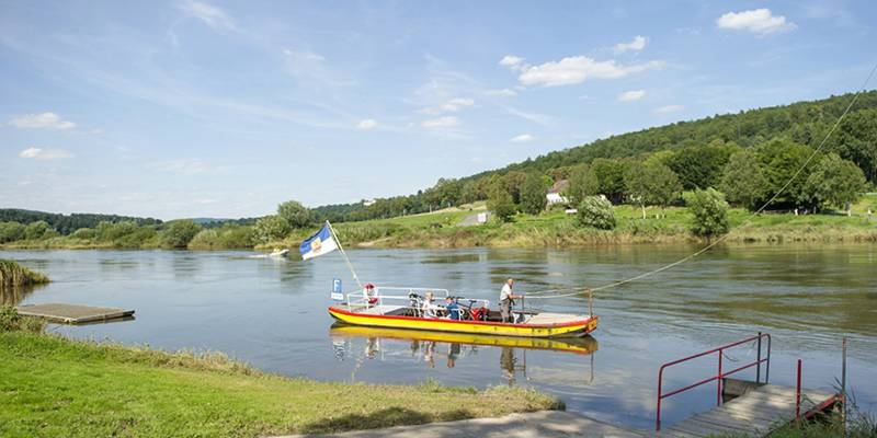 Weser, Kulturland Kreis Höxter,