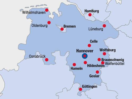 Visit Niedersachsen Home Visit Niedersachsen